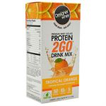 Picture of Designer Protein Premium Whey Isolate Protein 2Go Tropical Orange 5 ea