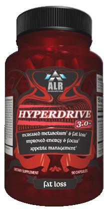 Back to Venom Diet Pills - Hyperdrive 3.0
