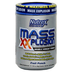 Mass Xxplosion Fruit Punch